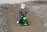 Me and my Mud Tractor