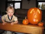 Four Pumpkins!