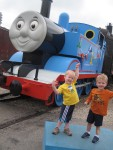 A Day Out With Thomas 2010 (with Gavin)