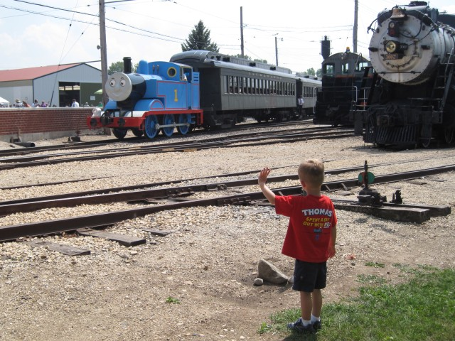 Day Out With Thomas 2011